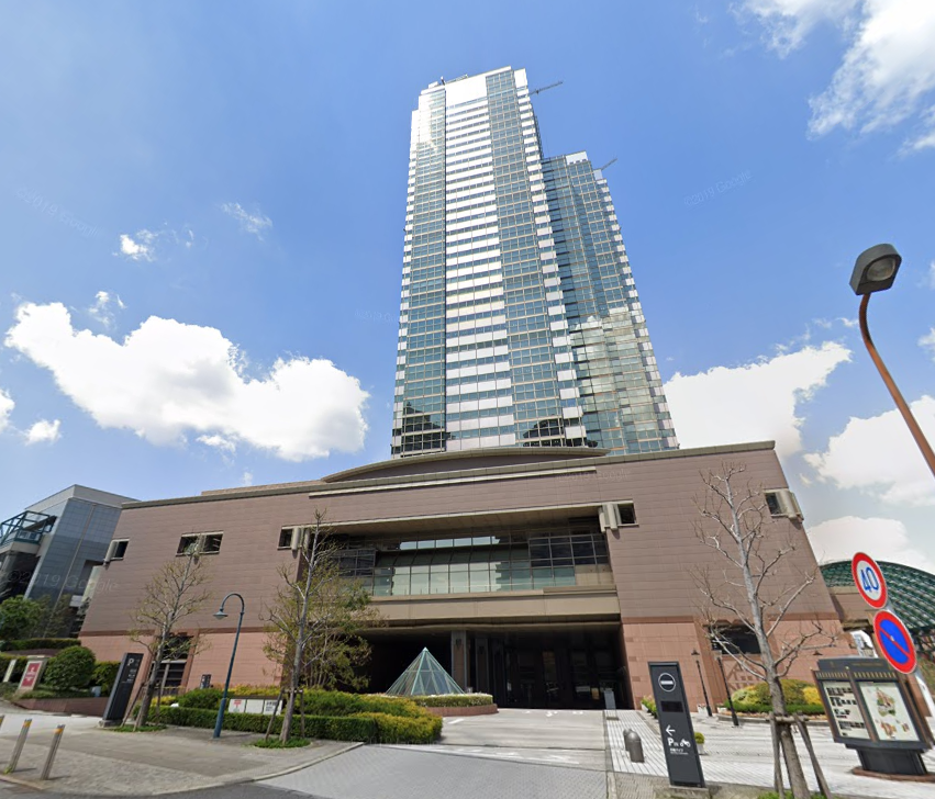 富士桜フィナンシャル東京外観