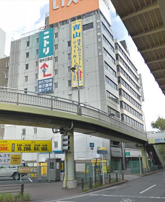 pmg大阪建物外観